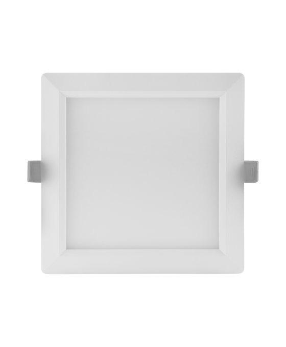 Ledvance LED Downlight Slim Square SQ105 6W 830 IP20   Replaces 1x18W
