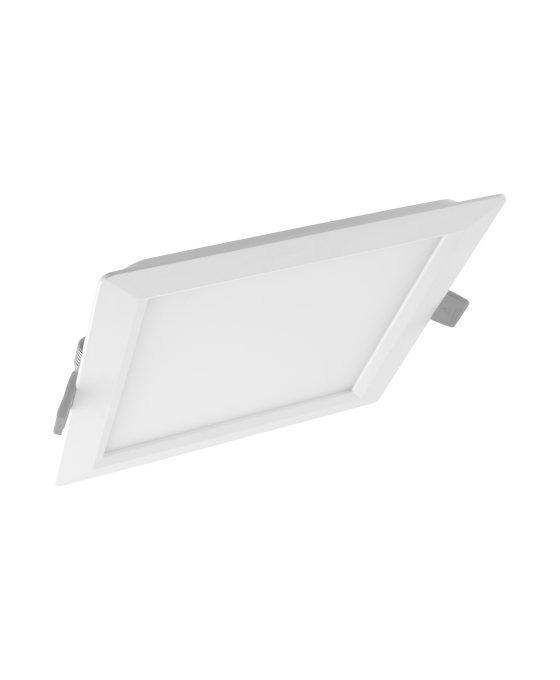 Ledvance LED Downlight Slim Square SQ210 18W 830 IP20   Replaces 2x18W