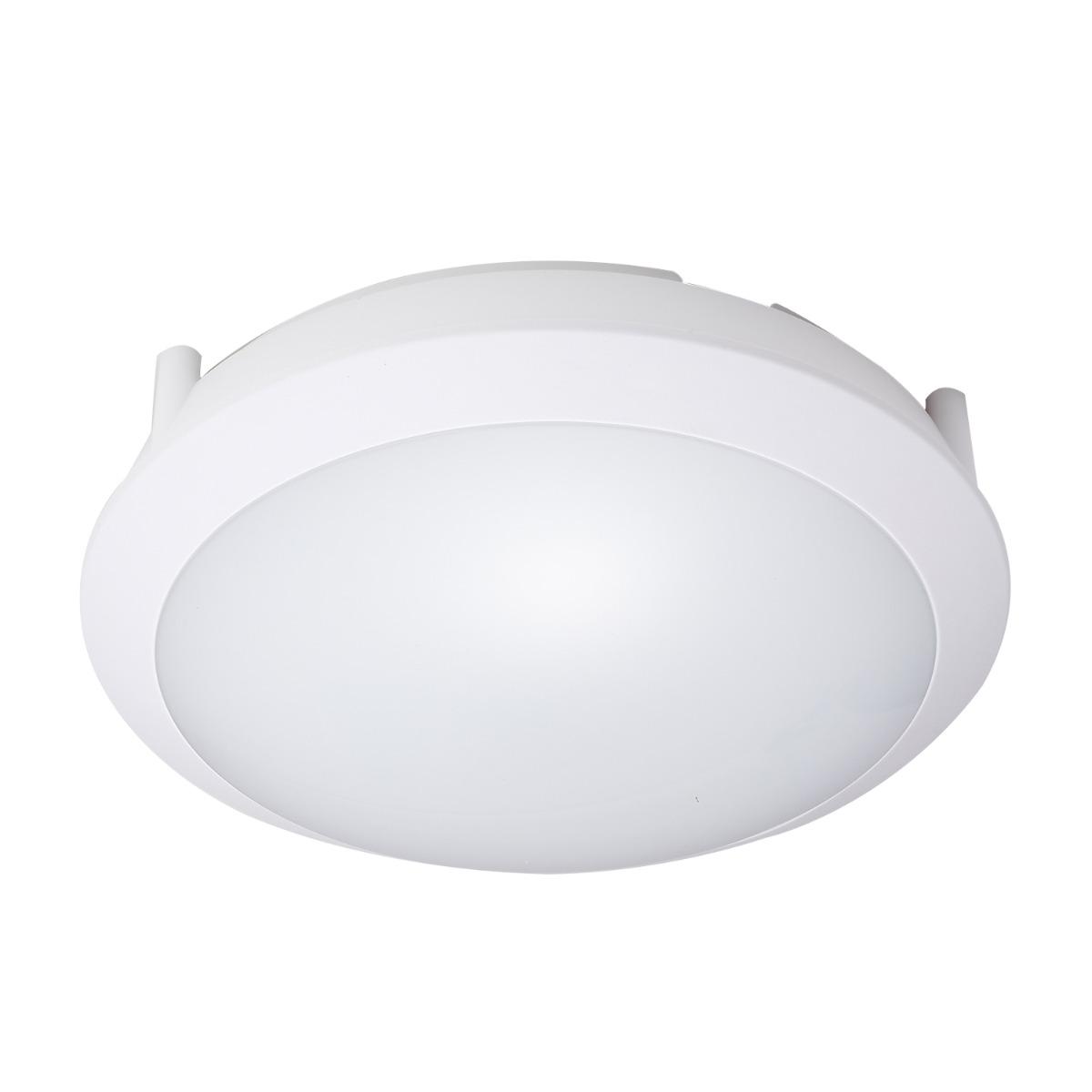 Noxion LED Bulkhead Pro 20W 2700K/3000K/4000K Tunable White   2000lm - Corridor Sensor - Emergency Unit 3H - Replacer for 2x26W