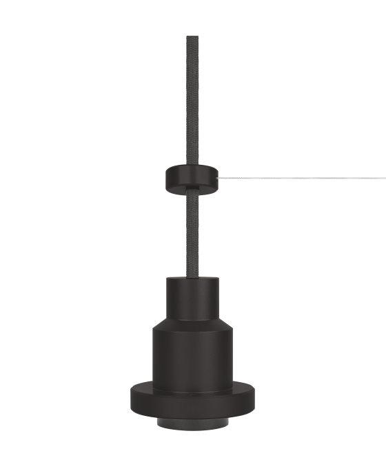 Osram Vintage 1906 Pendulum Pro Black E27
