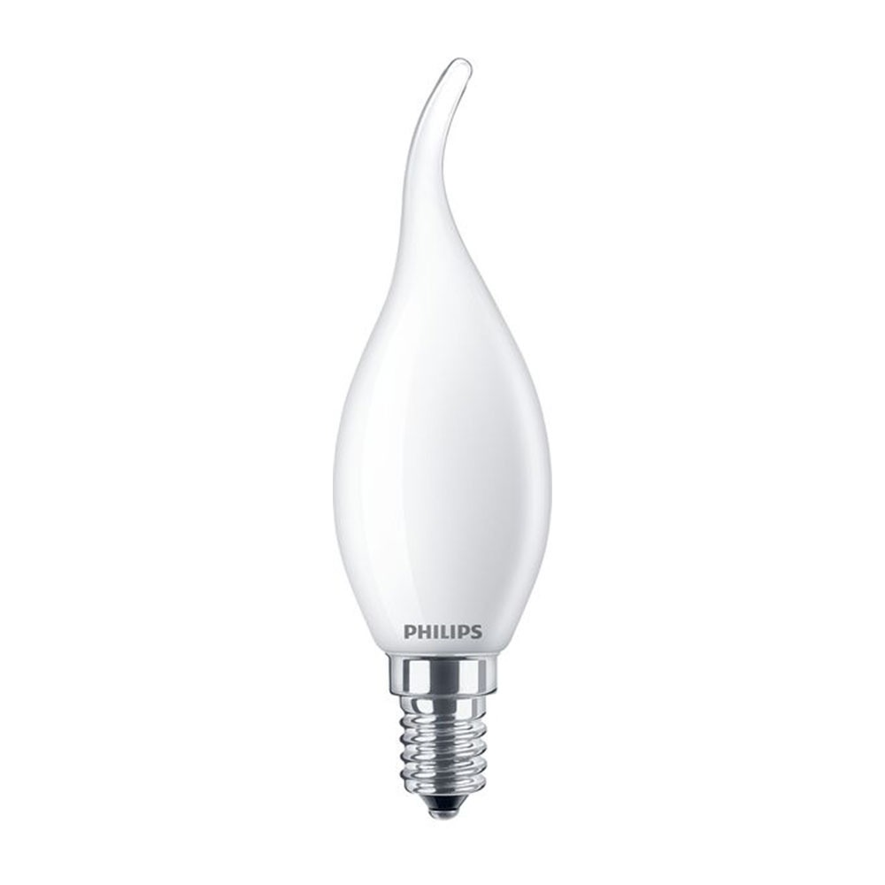 Philips Classic LEDcandle E14 BA35 2.2W 827 Frosted | Replaces 25W
