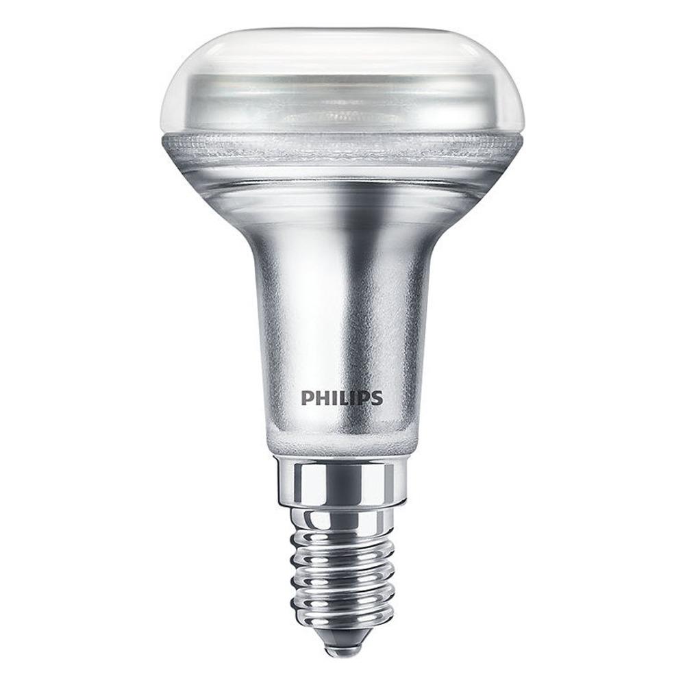 Philips CorePro LEDspot E14 Reflector R50 4.3W 827 36D   Dimmable - Replaces 60W