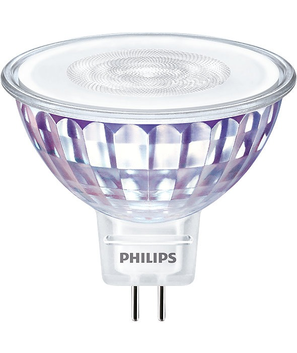 Philips CorePro LEDspot LV GU5.3 MR16 7W 840 36D | Replaces 50W