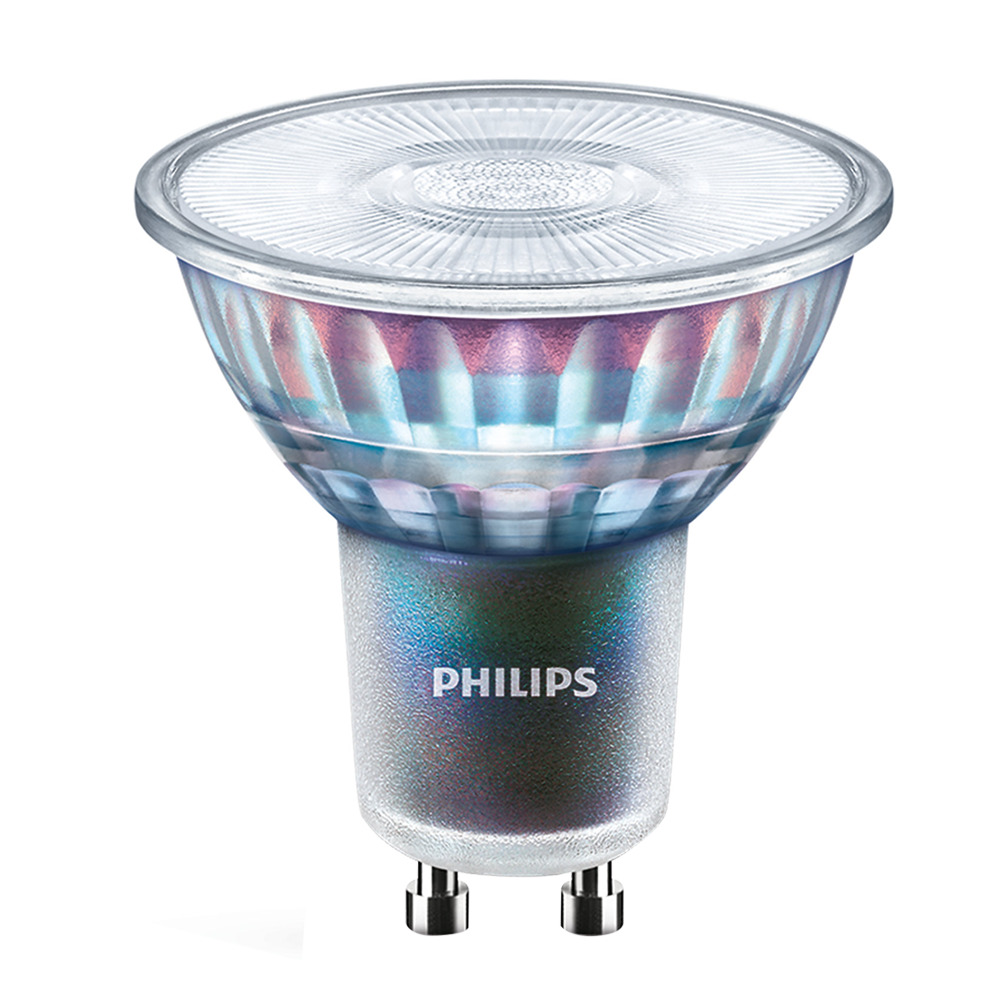Philips LEDspot ExpertColor GU10 3.9W 927 25D MASTER   Dimmable - Replaces 35W