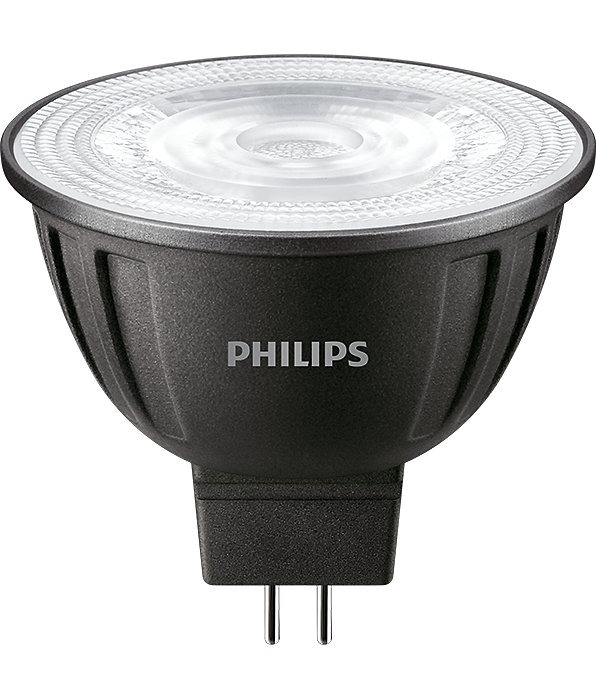 Philips LEDspot LV GU5.3 MR16 8W 830 24D MASTER | Dimmable - Replaces 50W