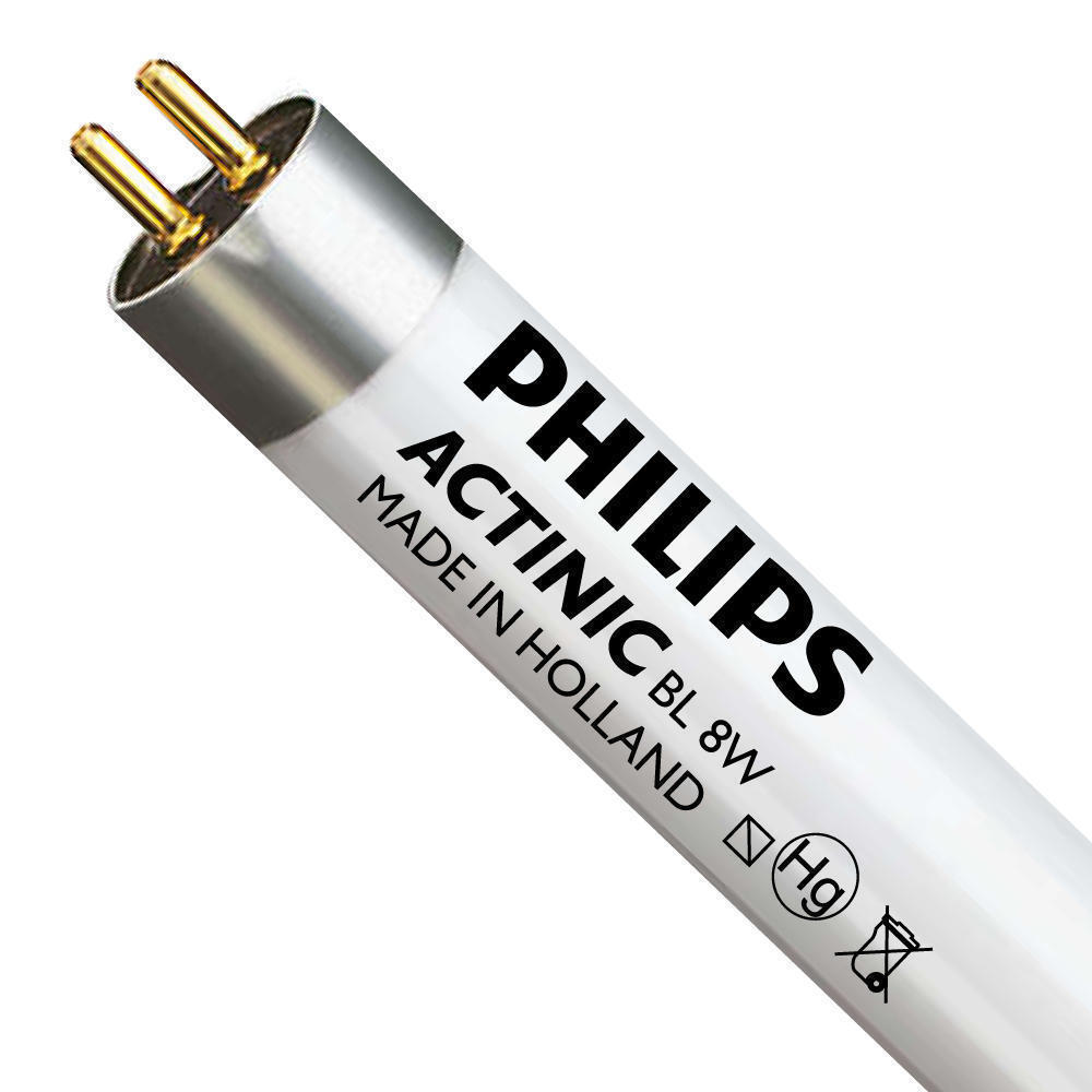 Philips TL-D 8W 10 Actinic BL MASTER   29cm