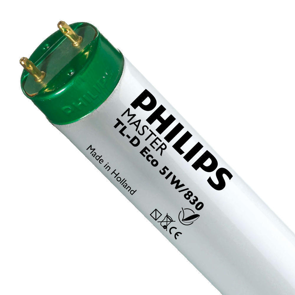 Philips TL-D Eco 51W 830 MASTER   150cm